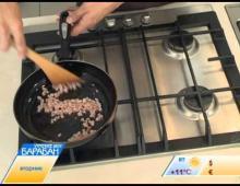 Embedded thumbnail for Завтрак в Анетти: фриттата со шпинатом и ветчиной